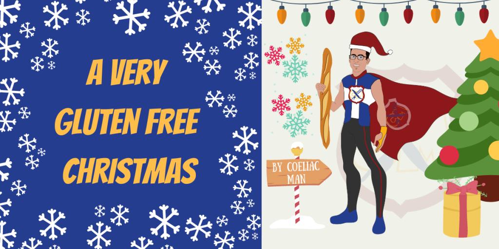A very gluten free Christmas.